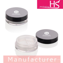 Plastic Loose Powder Case with rotate sifter